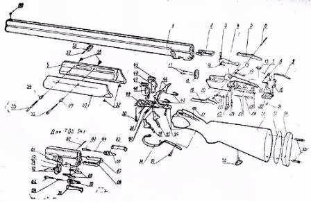 Оружие >> Ружье ТОЗ-34,